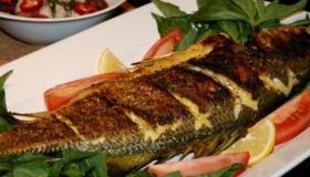 فوائد أكل السمك