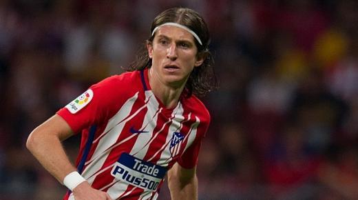 من هو فيليبى لويس لاعب أتلتيكو مدريد الإسباني ومنتخب البرازيل؟