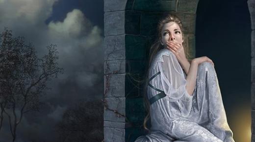 قصة بنت الغول للأطفال