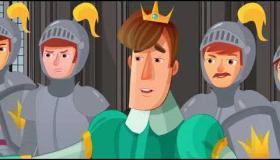 قصة عن الجبناء حكاية الأمير والخادم الجبان