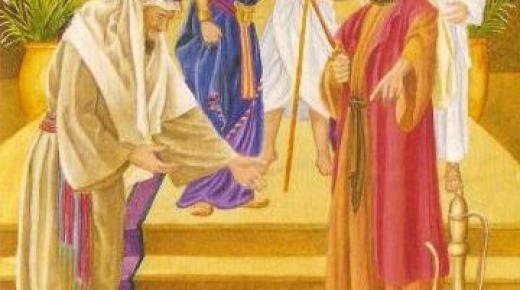 قصة موسى والسحرة للأطفال