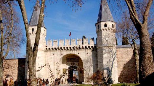ماذا تعرف عن قصر توبابكي ؟