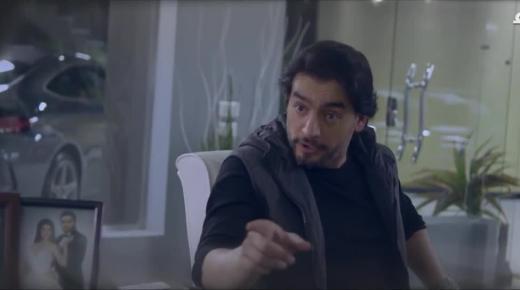 مسلسل قمر هادي الحلقة 19 التاسعة عشر