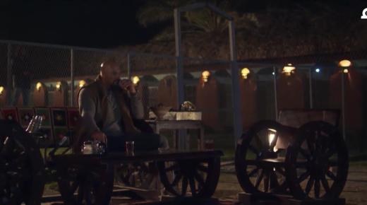 مسلسل قمر هادي الحلقة 22 الثانية والعشرون
