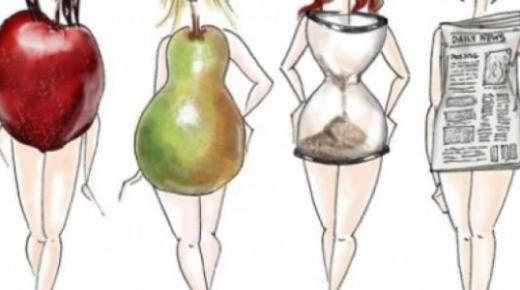 طريقة إخفاء عيوب الجسم الممتلئ بالمكياج وبالملابس؟