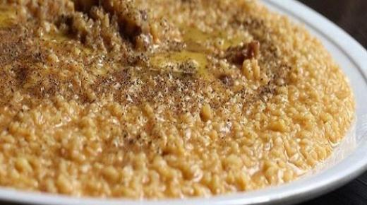 طبخ الجريش بطرق مختلفة ومتنوعة