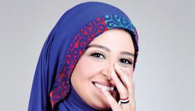 أحدث لفات طرح حنان ترك 2019 بالصور