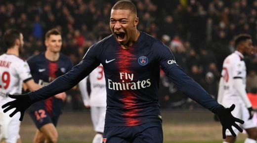 من هو كيليان مبابى لاعب باريس سان جيرمان ومنتخب فرنسا لكرة القدم؟