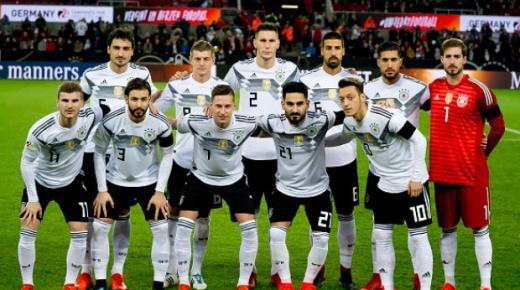 ملخص مباراة ألمانيا وروسيا البيضاء اليوم في تصفيات يورو 2020