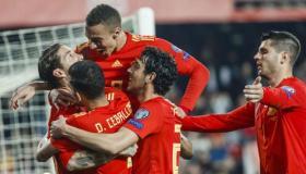 موعد مباراة إسبانيا ورومانيا والقنوات الناقلة للمباراة في تصفيات يورو 2020