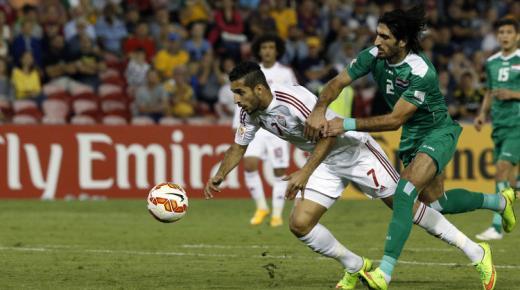 موعد مباراة الإمارات والعراق الجمعة 29-11-2019 | كأس الخليج العربي 24