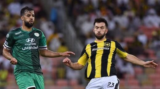موعد مباراة الاتحاد والاتفاق الأحد 24-11-2019 والقنوات الناقلة | الدوري السعودي