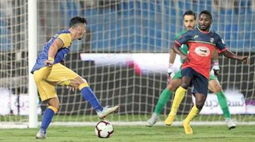موعد مباراة الحزم وأبها الخميس 12-12-2019 والقنوات الناقلة | الدوري السعودي