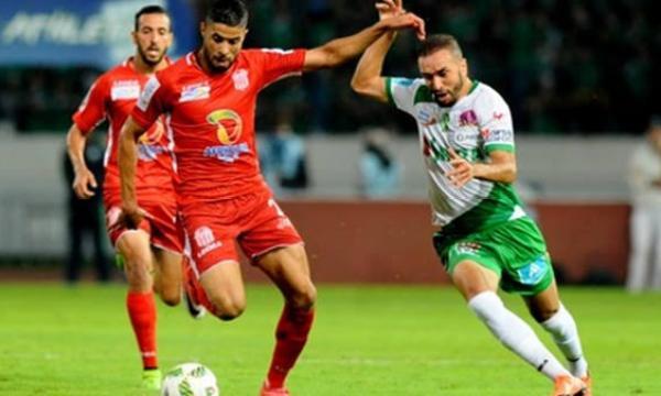 موعد مباراة الرجاء وحسنية أكادير الأربعاء 18-12-2019 والقنوات الناقلة | الدوري المغربي