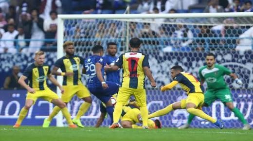 موعد مباراة الهلال والحزم الخميس 26-12-2019 والقنوات الناقلة   الدوري السعودي