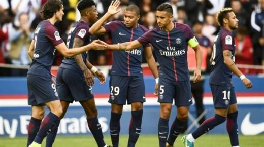 موعد مباراة باريس سان جيرمان ومونبلييه السبت 7-12-2019 | الدوري الفرنسي