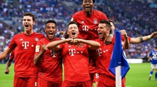 موعد مباراة بايرن ميونخ والنجم الأحمر الثلاثاء 26-11-2019 | دوري أبطال أوروبا