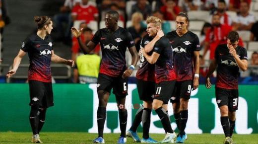 موعد مباراة بنفيكا ولايبزيج الأربعاء 27-11-2019 والقنوات الناقلة | دوري أبطال أوروبا