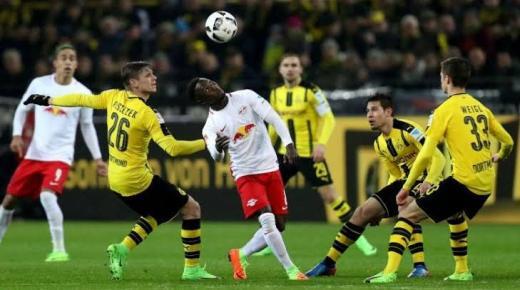 موعد مباراة بوروسيا دورتموند ولايبزيج الثلاثاء 17-12-2019 والقنوات الناقلة | الدوري الألماني