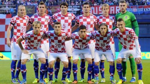 ملخص مباراة كرواتيا وسلوفاكيا اليوم السبت في تصفيات يورو 2020