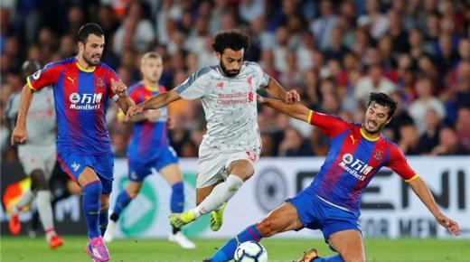 موعد مباراة ليفربول وكريستال بالاس السبت 23-11-2019 | الدوري الإنجليزي