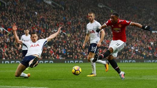 موعد مباراة مانشستر يونايتد وتوتنهام الأربعاء 4-12-2019 والقنوات الناقلة | الدوري الإنجليزي