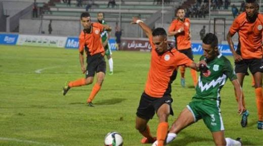 موعد مباراة نهضة بركان والدفاع الحسني السبت 14-12-2019 والقنوات الناقلة | الدوري المغربي