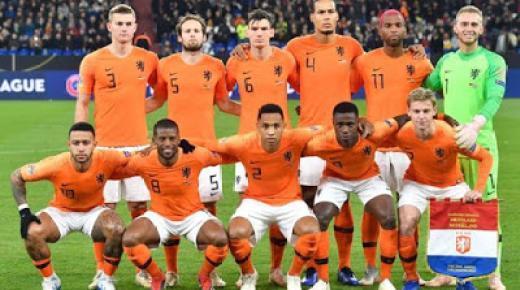 موعد مباراة هولندا وإستونيا الثلاثاء 19-11-2019 | التصفيات المؤهلة ليورو 2020