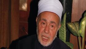 شيخ الأزهر الدكتور محمد سيد طنطاوي