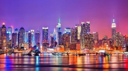 زيارة مدينة نيويورك