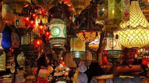 مشروع صناعة فوانيس رمضان
