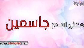 معنى اسم جاسمين Jasmine في اللغة العربية وصفات حاملة اسم جاسمين
