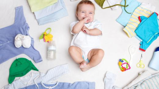 تفسير حلم رؤية ملابس الرضيع في المنام