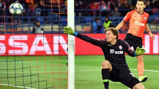 أهداف و ملخص مباراة أتلانتا وشاختار دونيتسك اليوم الأربعاء 11-12-2019 | دوري أبطال أوروبا