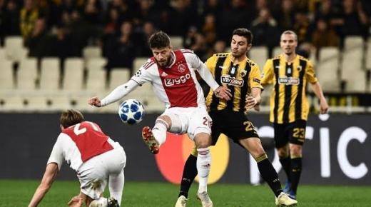 أهداف و ملخص مباراة أياكس وفالنسيا اليوم الثلاثاء 10-12-2019 | دوري أبطال أوروبا