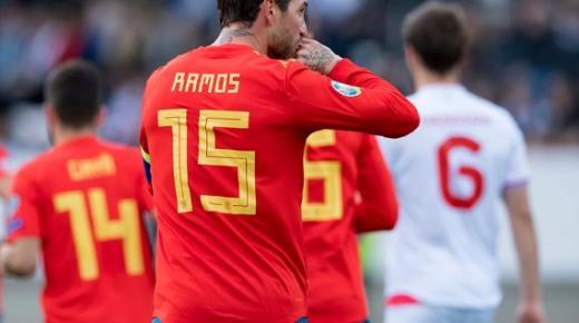 ملخص مباراة إسبانيا ورومانيا اليوم الاثنين 18-11-2019 | تصفيات اليورو 2020