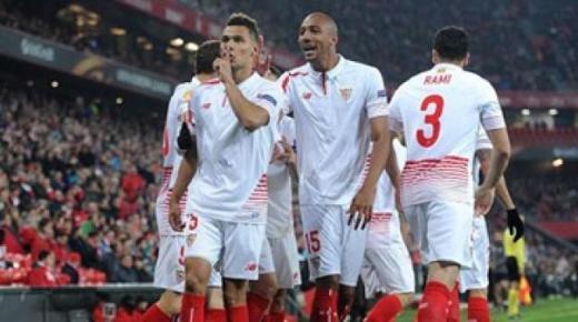 أهداف و ملخص مباراة اشبيلية وأبويل اليوم الخميس 12-12-2019 | الدوري الأوروبي