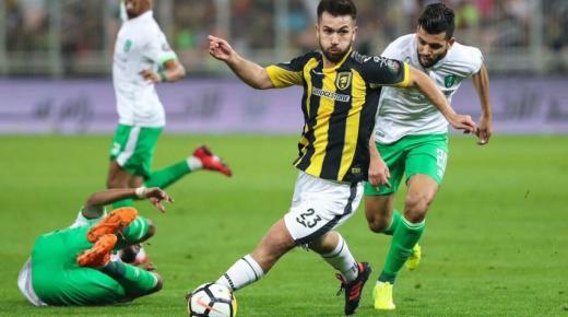 أهداف و ملخص مباراة الاتحاد والاتفاق اليوم الأحد 24-11-2019 | الدوري السعودي