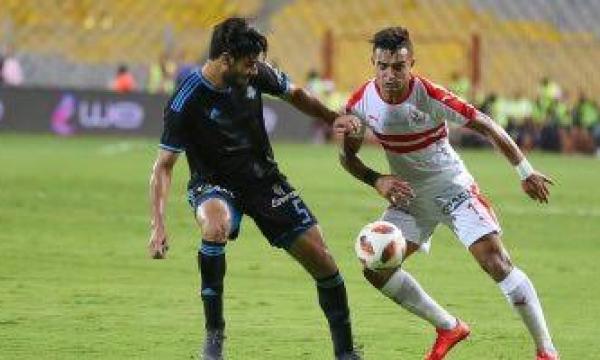 أهداف و ملخص مباراة الزمالك وبيراميدز اليوم الخميس 12-12-2019 | الدوري المصري