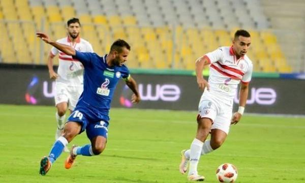 ملخص مباراة الزمالك وسموحة اليوم الجمعة 20-12-2019 | الدوري المصري
