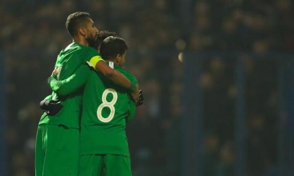 ملخص مباراة السعودية وباراجواي اليوم الثلاثاء 19-11-2019   مباراة ودية