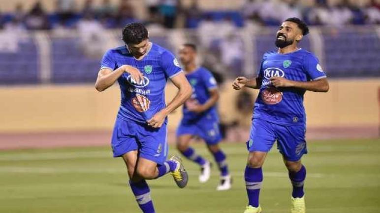 ملخص مباراة الفتح وأبها اليوم الجمعة 22-11-2019   الدوري السعودي