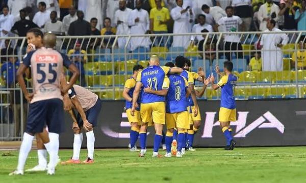 أهداف و ملخص مباراة النصر والتعاون اليوم الجمعة 13-12-2019 | الدوري السعودي