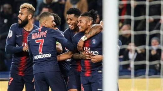 أهداف و ملخص مباراة باريس سان جيرمان ومونبلييه اليوم السبت 7-12-2019 | الدوري الفرنسي