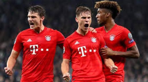 أهداف و ملخص مباراة بايرن ميونخ وتوتنهام اليوم الأربعاء 11-12-2019 | دوري أبطال أوروبا