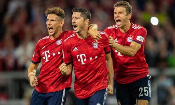 أهداف و ملخص مباراة بايرن ميونخ وفرايبورج اليوم الأربعاء 18-12-2019 | الدوري الألماني