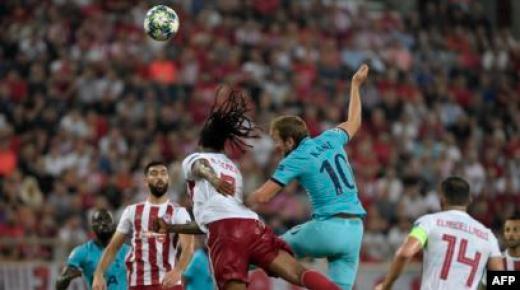 أهداف و ملخص مباراة توتنهام وأولمبياكوس اليوم الثلاثاء 26-11-2019 | دوري أبطال أوروبا