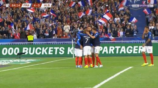 ملخص مباراة فرنسا وألبانيا اليوم الأحد 17-11-2019 | تصفيات اليورو 2020