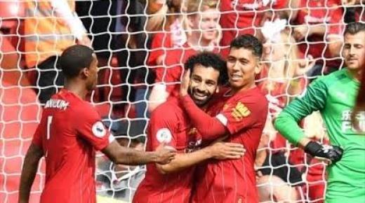 أهداف و ملخص مباراة ليفربول وسالزبورج اليوم الثلاثاء 10-12-2019 | دوري أبطال أوروبا