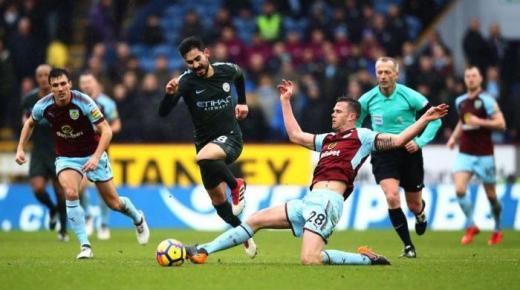 أهداف و ملخص مباراة مانشستر سيتي وبيرنلي اليوم الثلاثاء 3-12-2019 | الدوري الإنجليزي
